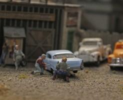 Mini-Men Mechanics by Jenn Durfey