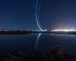 Nightly Departure by Joseph Gruber