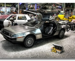 DeLorean DMC-12 01