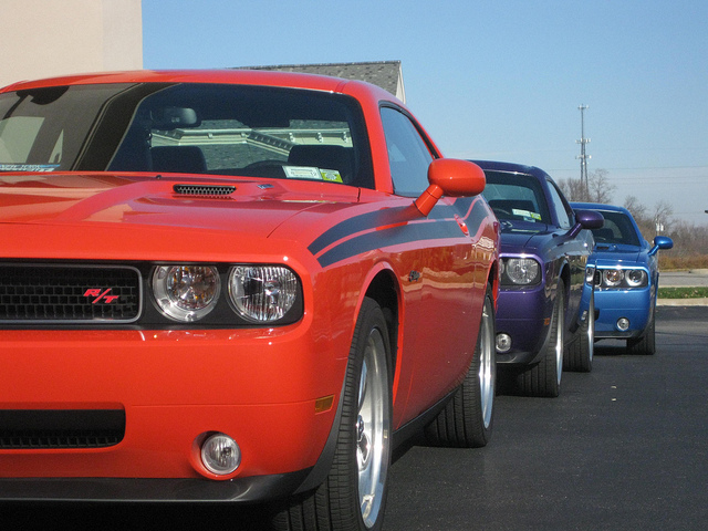 Dodge Challenger R:T Classic