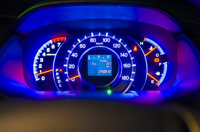HONDA Odyssey (RB3) SpeedMeter 2