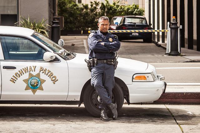 Mr. Police Man