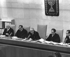 The Appeal of Nazi War Criminal Adolf Eichmann