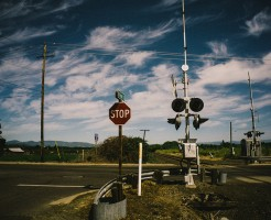 Railroad Crossing (Talent, Oregon)