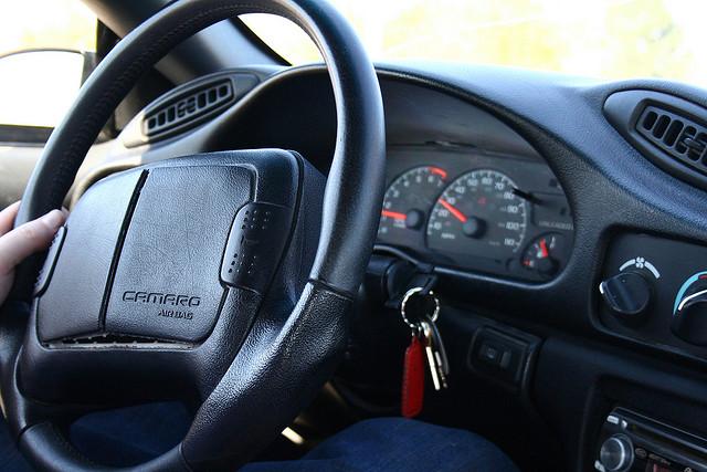 Spontaneous CAMARO drives